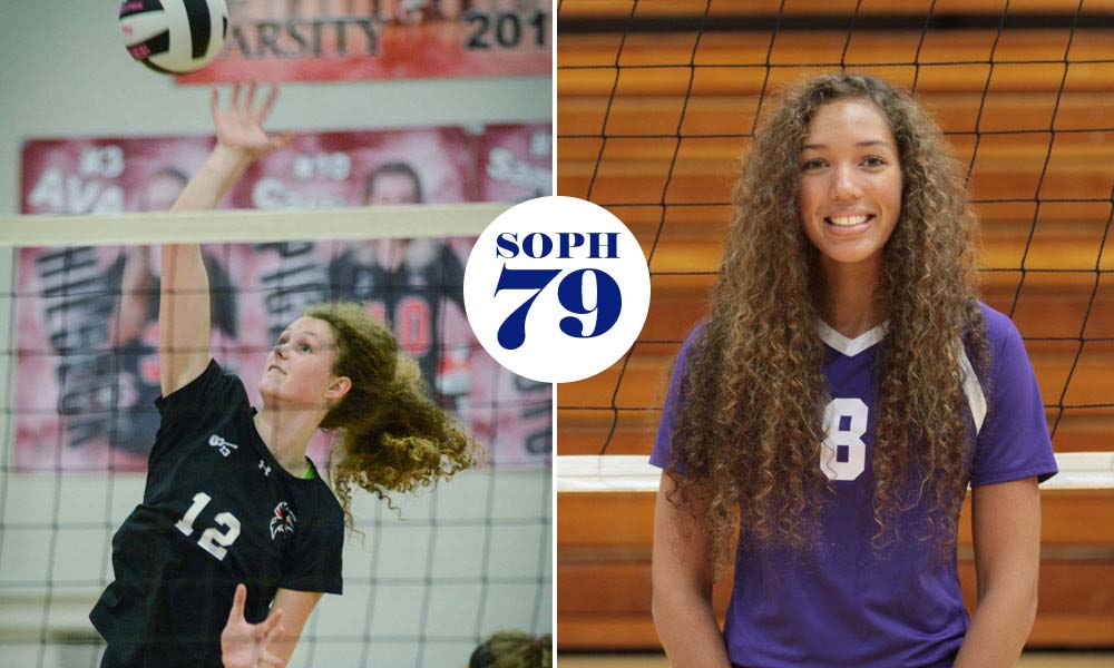 Best College Volleyball Players 2020 The 2017 PrepVolleyball.Soph 79: INTRO and Players of Interest