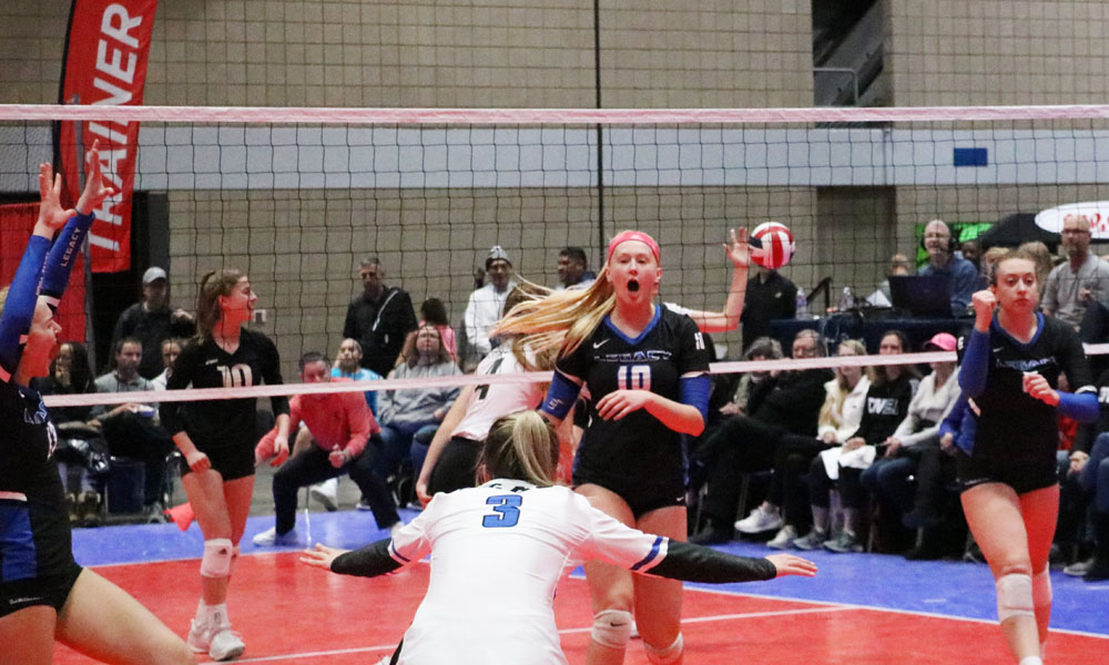 There's plenty of reason to celebrate, as Legacy 18-Elite added yet another tournament title to its collection.