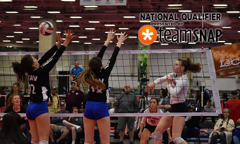 Star Search Non Open Players Battle It Out On Day 2 Of Lone Star Classic Prepvolleyball Com Club Volleyball High School Volleyball College Volleyball