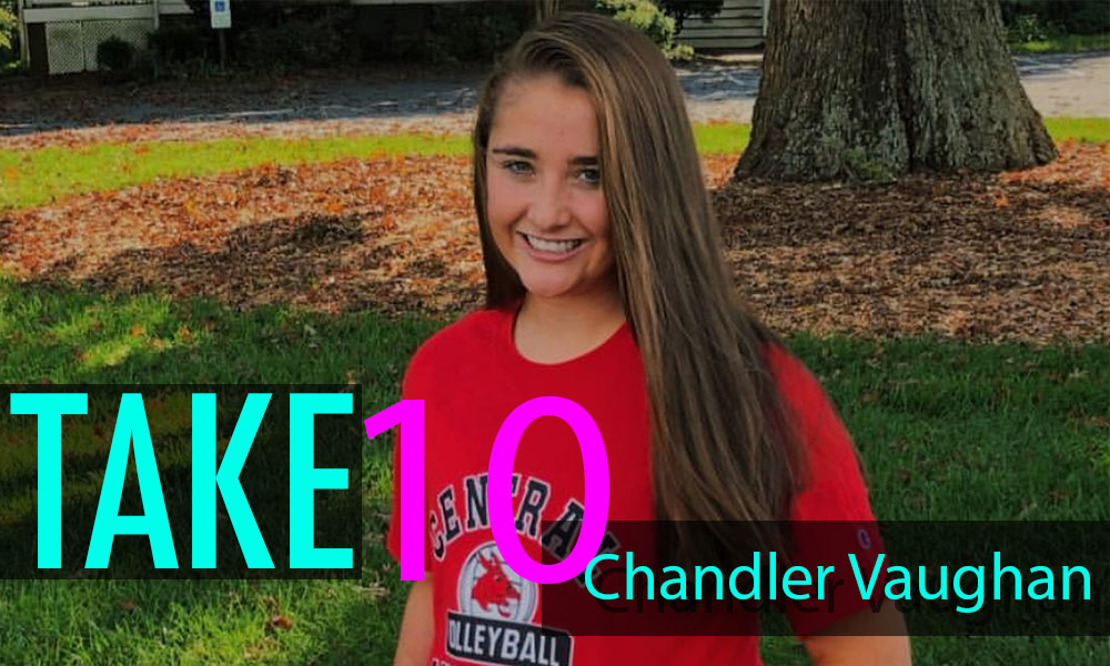 """Take 10"" With Chandler Vaughan"